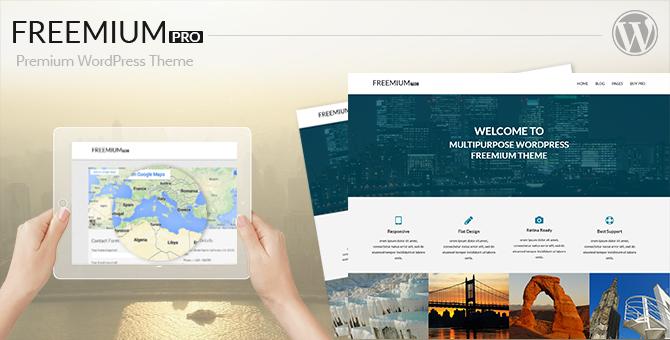 Freemium Pro WordPress Theme | FasterThemes