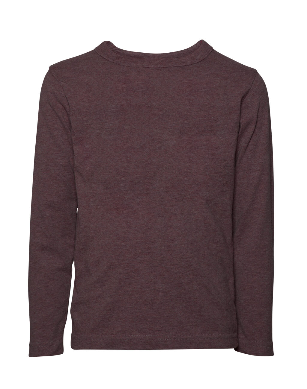 Mans : Long Sleave T-shirt Brown
